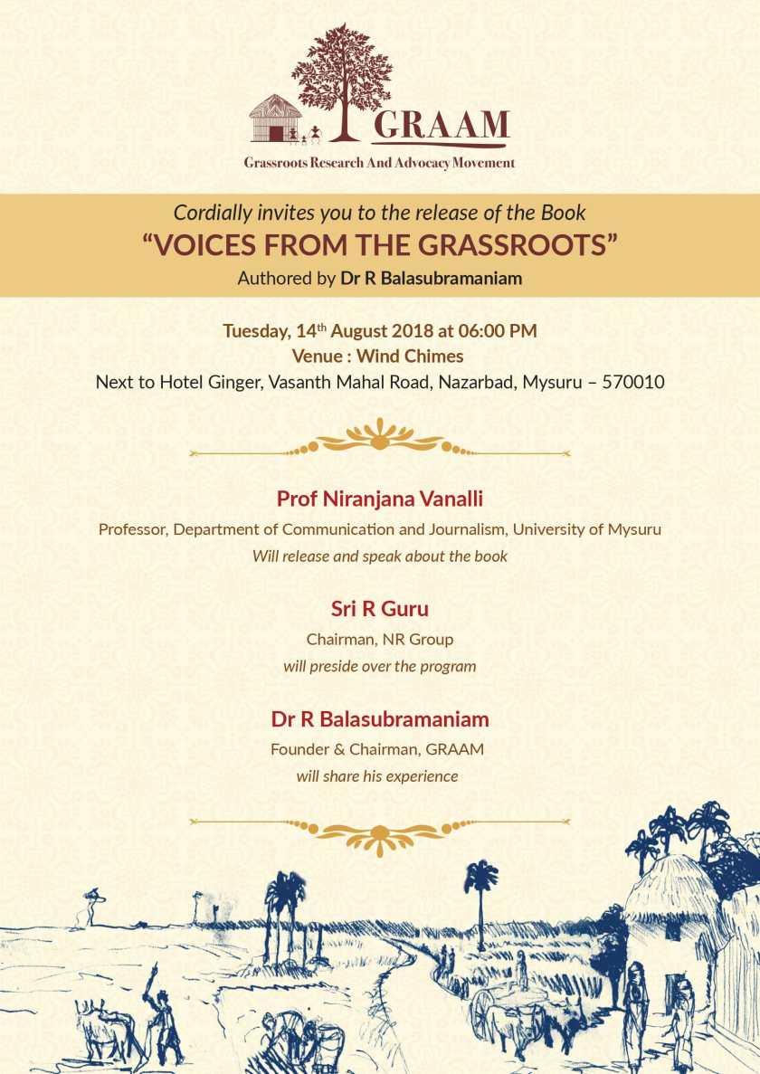 Invitation_graam_Mysore